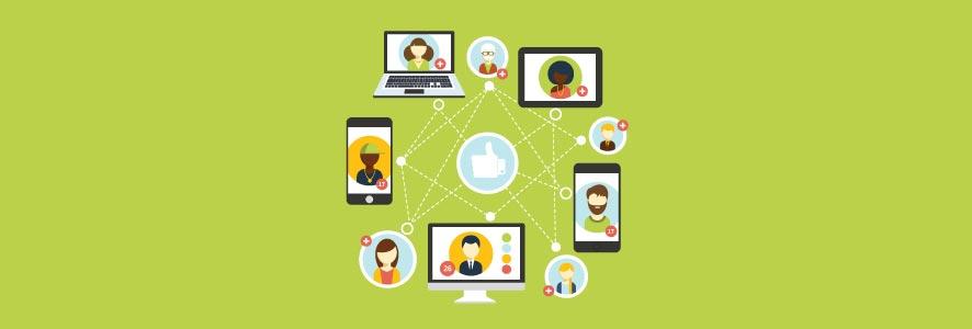 ניהול שיווק במדיה חברתית